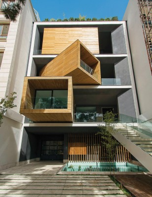 NUVO Spring 2015: The Sharifi-ha residence in Tehran