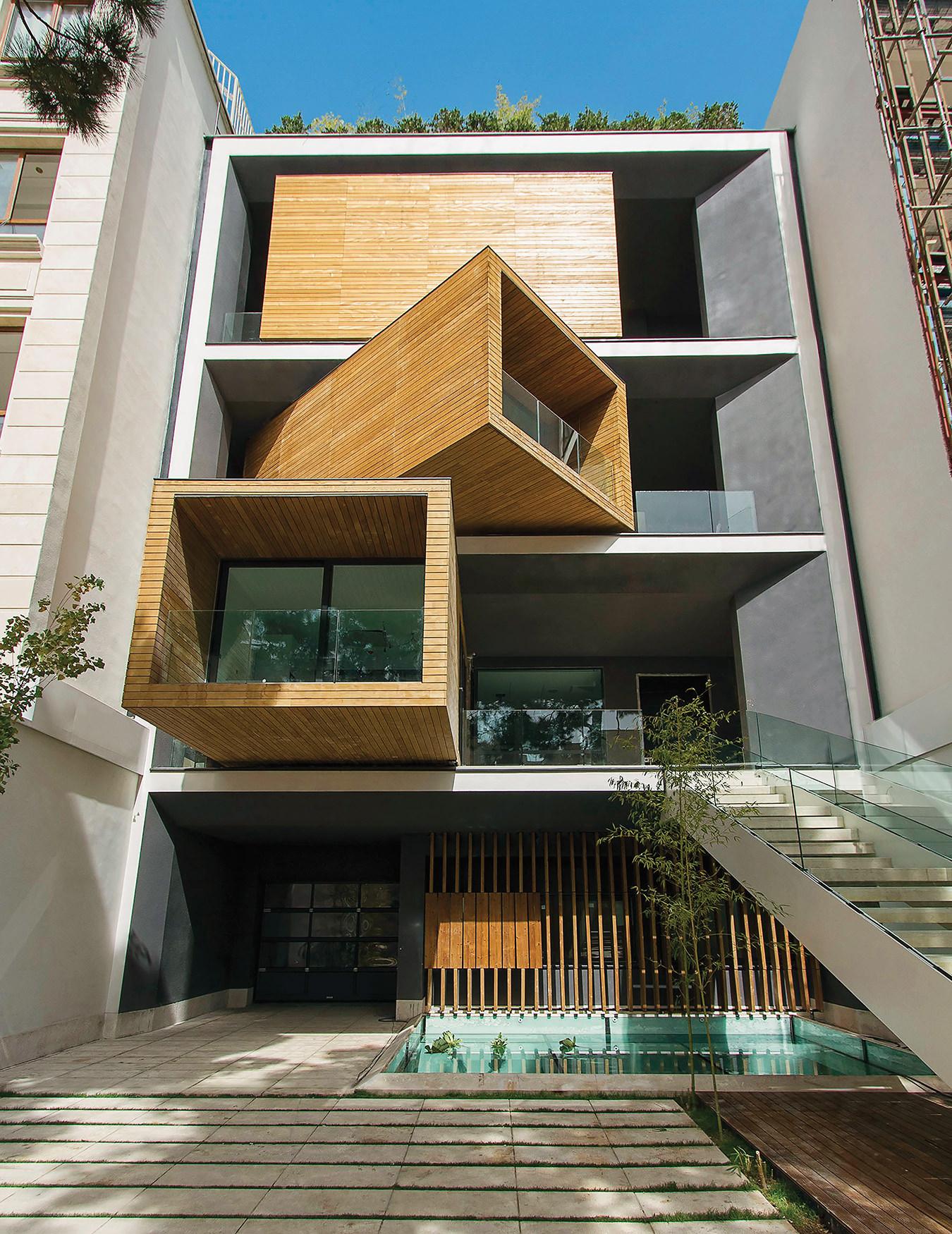 NUVO Spring 2015: The Sharifi-ha residence in Tehran