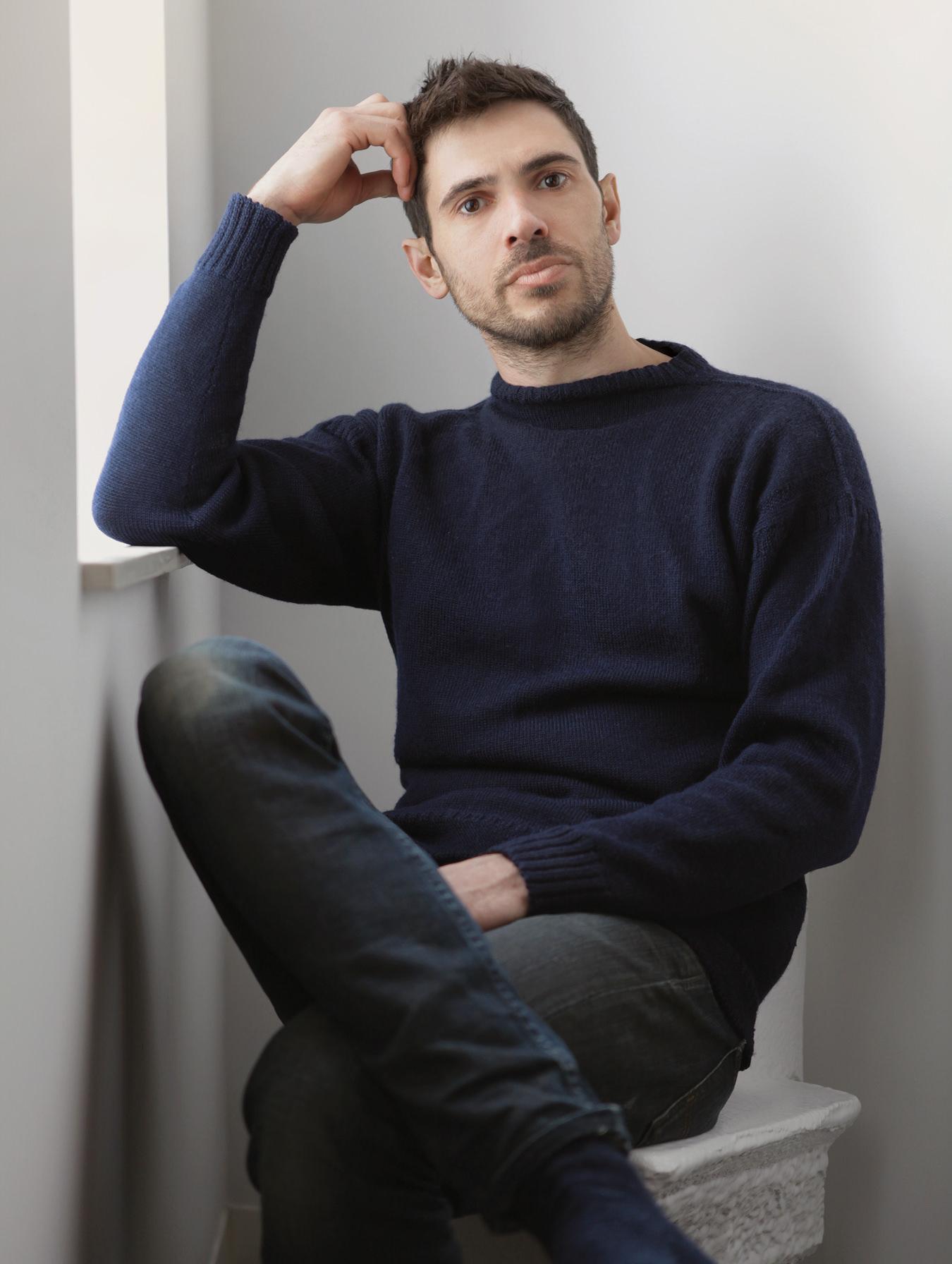 NUVO Spring 2015: Max Lamb