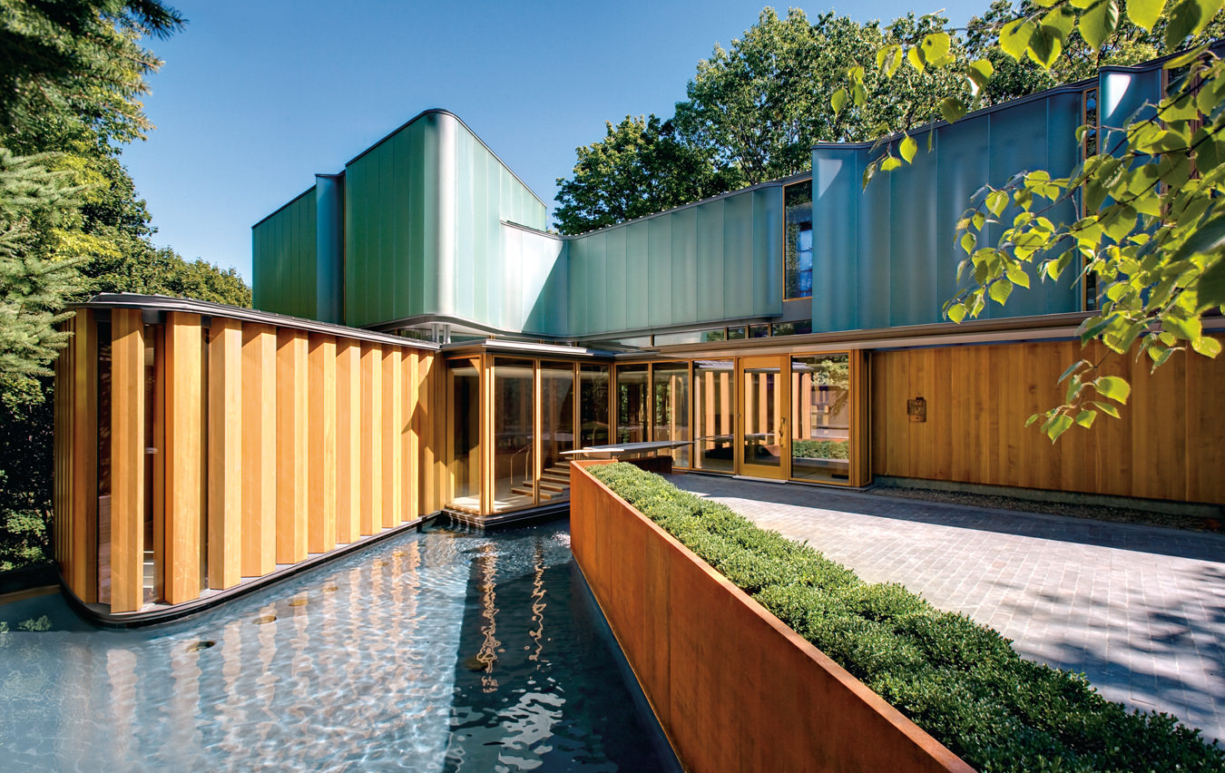 The integral house nuvo for Performance house