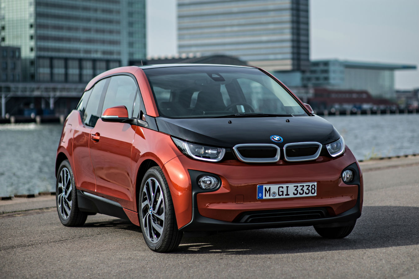 NUVO Daily Edit: The BMW i3