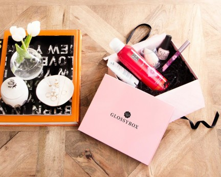 NUVO Daily Edit: Glossybox