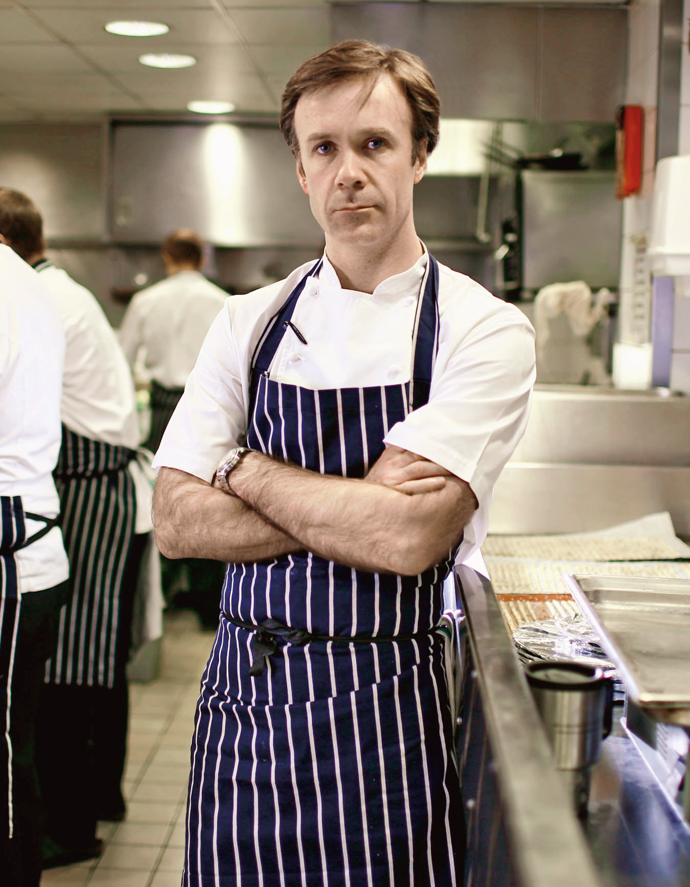 NUVO Summer 2015: Chef Marcus Wareing