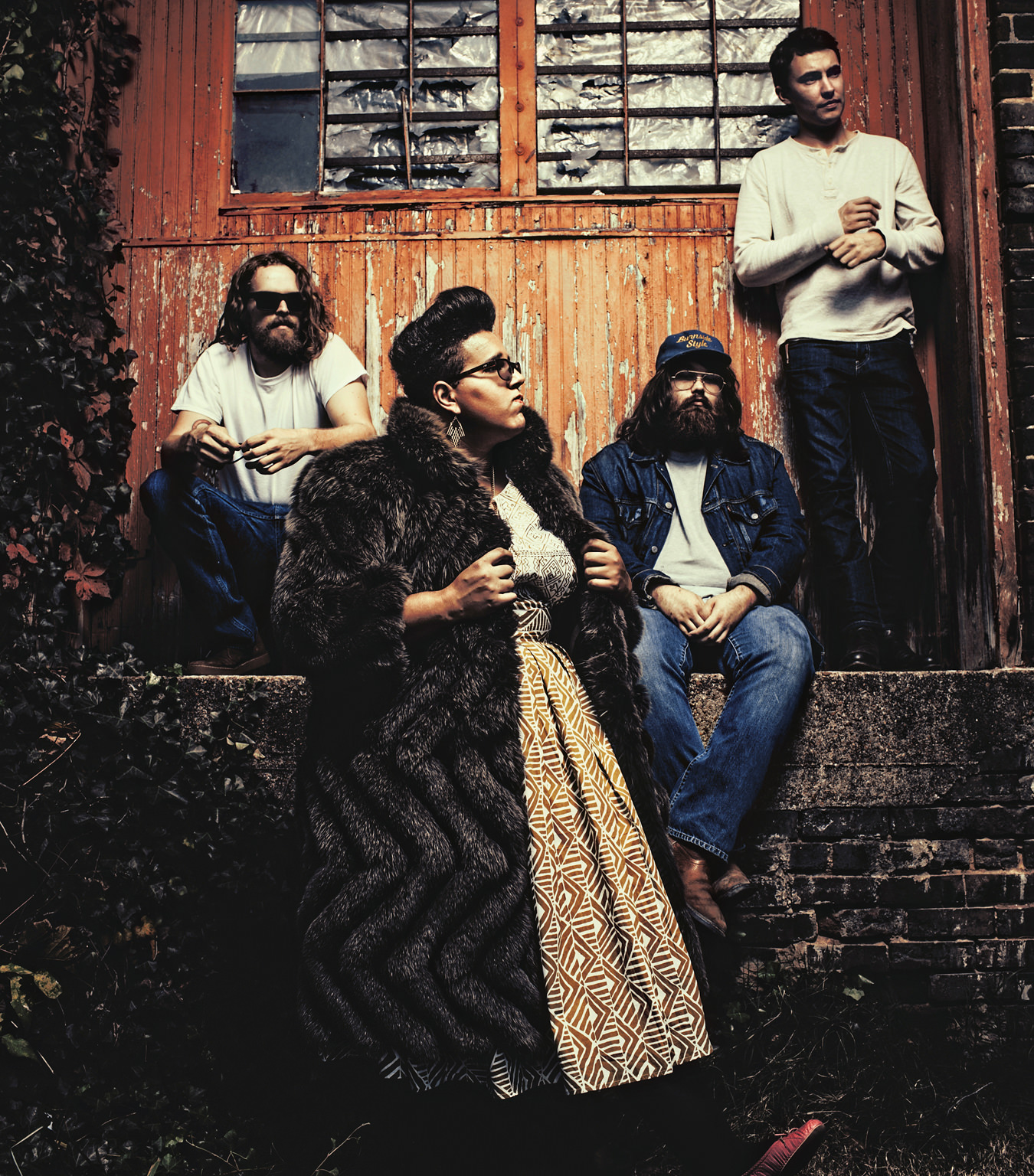 NUVO Summer 2015: Alabama Shakes