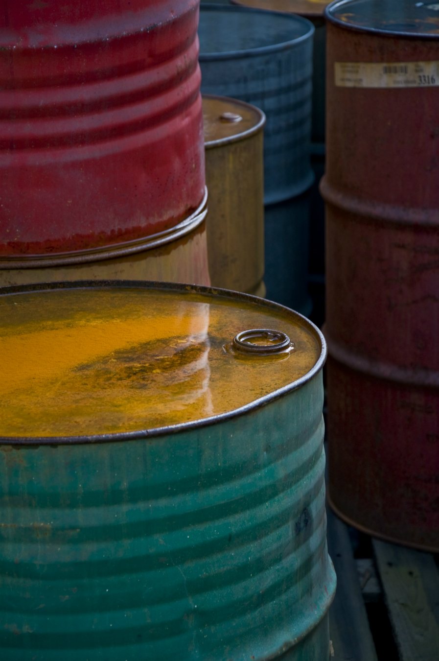 NUVO Summer 2015: Oil's Big Collapse