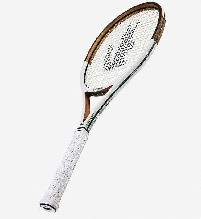 The Lacoste LT12 Tennis Racquet