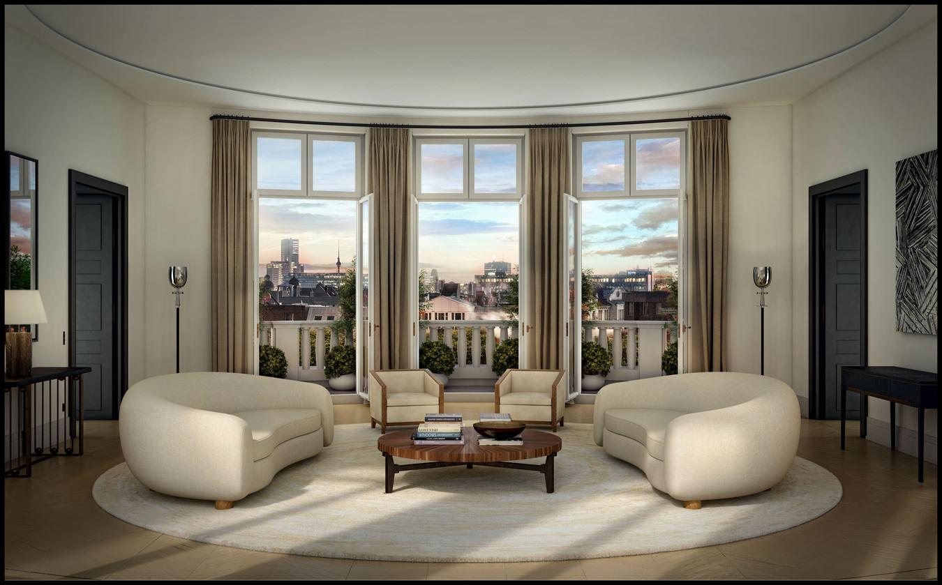 bottega veneta residences nuvo. Black Bedroom Furniture Sets. Home Design Ideas