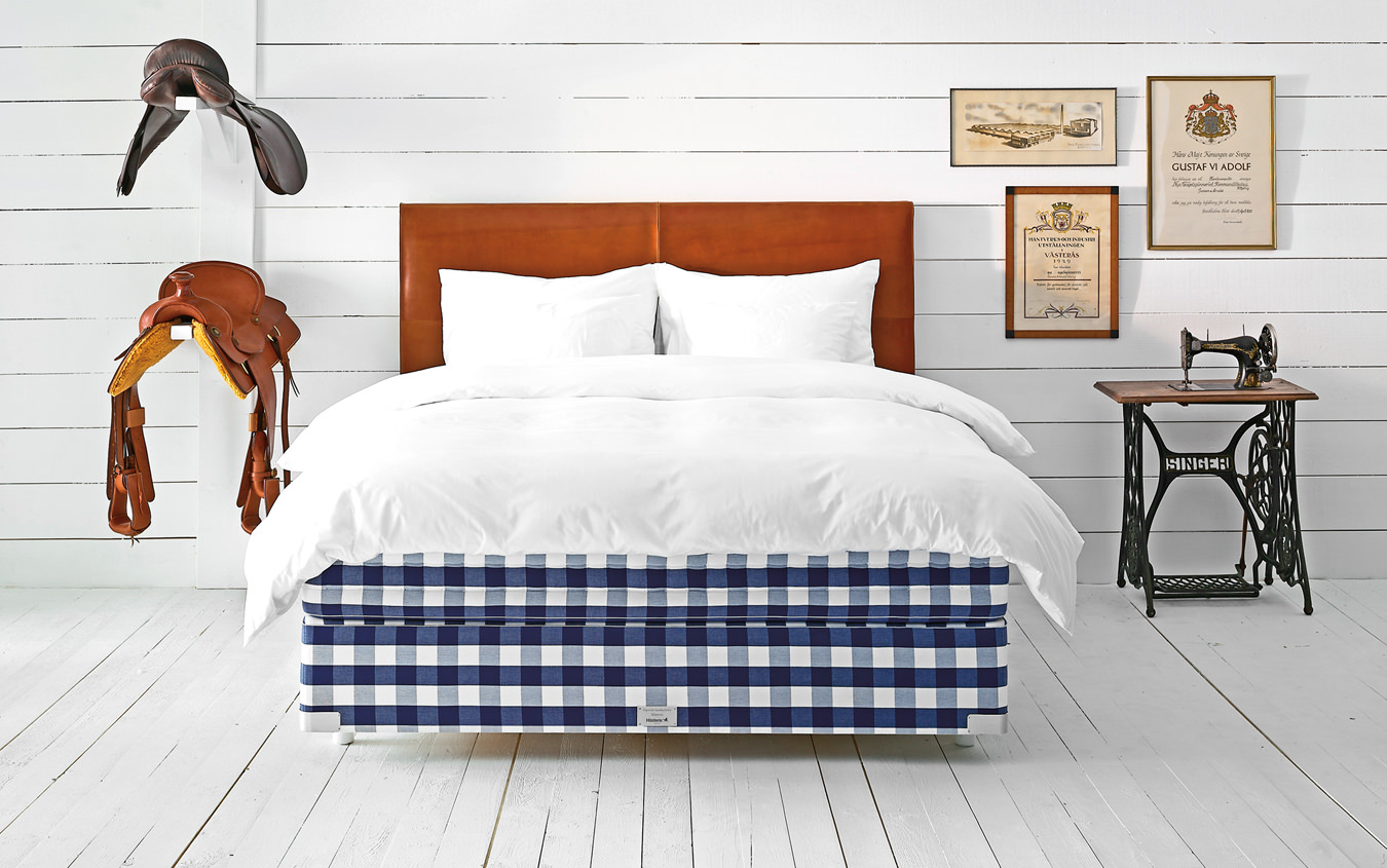 NUVO Autumn 2015: Chronicle, In Bed with Hastens