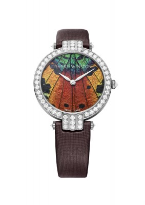 Daily Edit: Harry Winston Butterfly Watch
