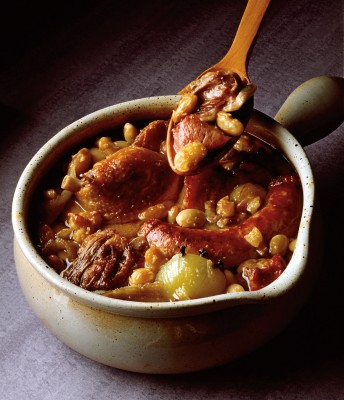 NUVO Winter 2015: Cassoulet, FYI Food