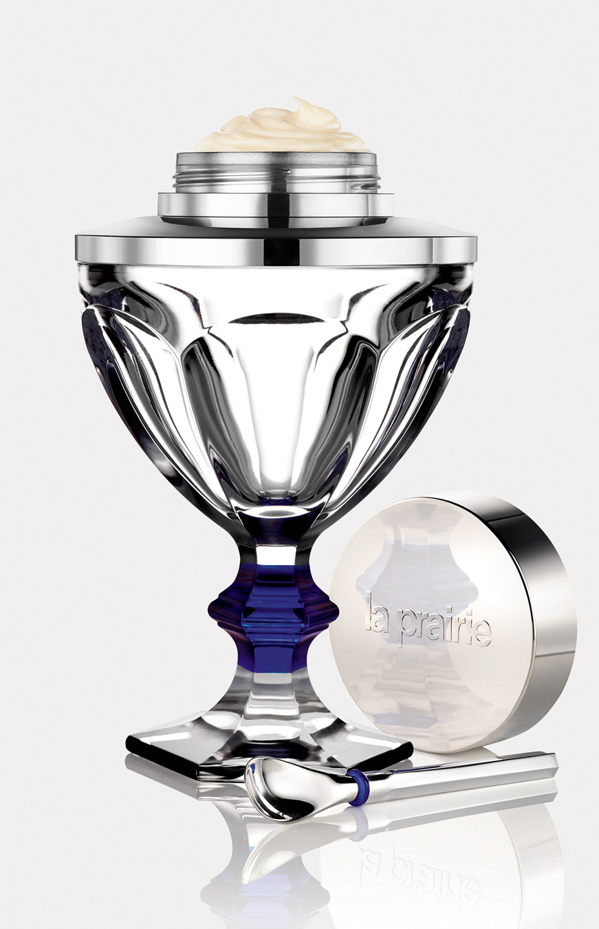 Winter 2015 La Prairie x Baccarat, Of Note