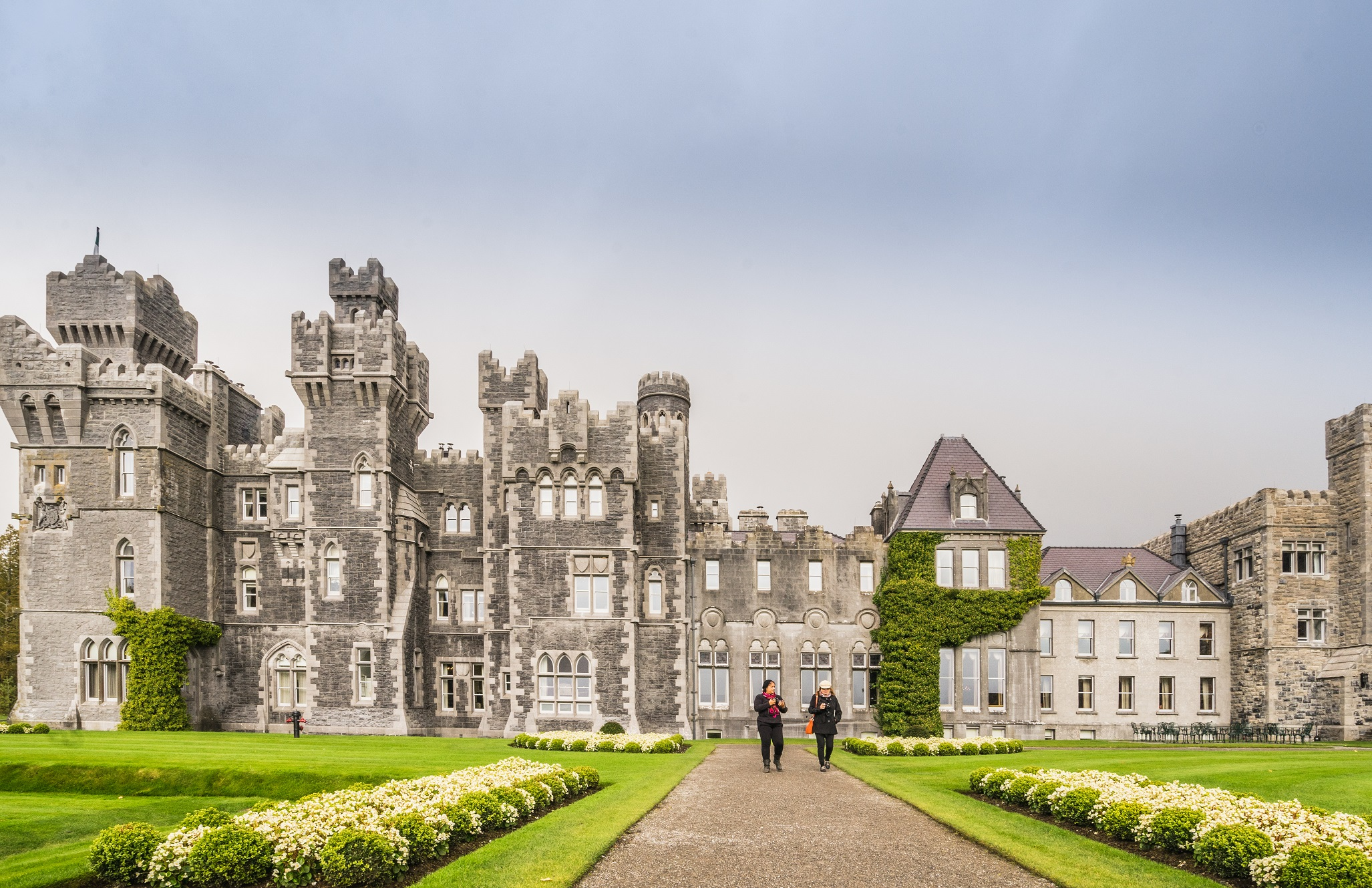 Ashford castle honeymoon package
