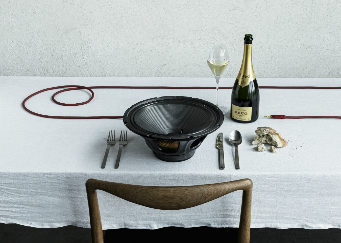 Daily Edit: Krug and Music