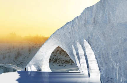 Daily Edit: Ice Bridge