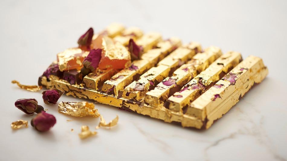 24 karat gold kit kat