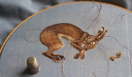 Daily Edit: Embroidered Animals