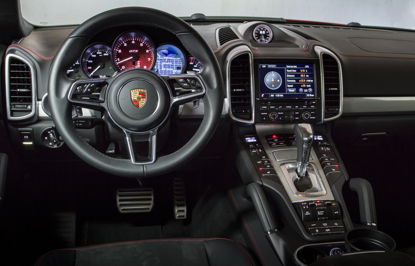 The Porsche Cayenne Gts Nuvo
