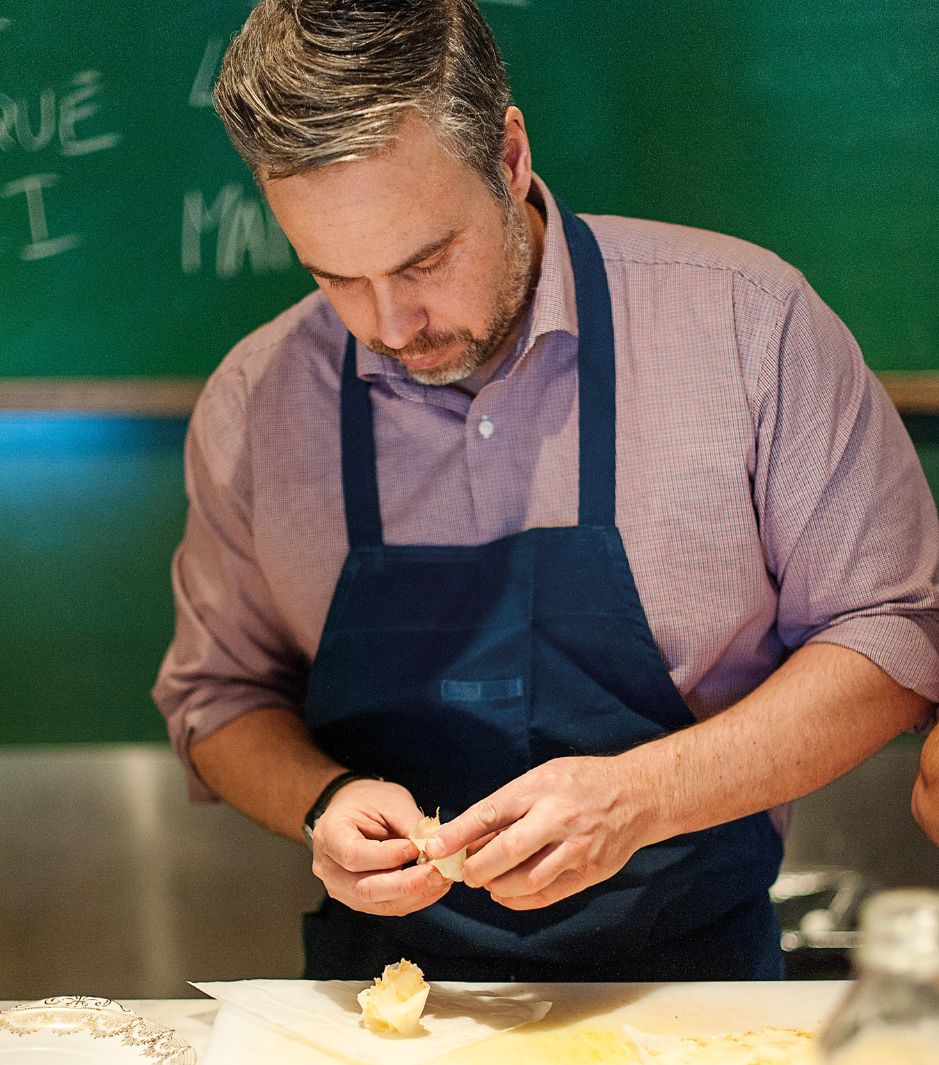NUVO Spring 2016: Chef Justin Leboe of Pigeonhole and Model Milk, Chef's Table