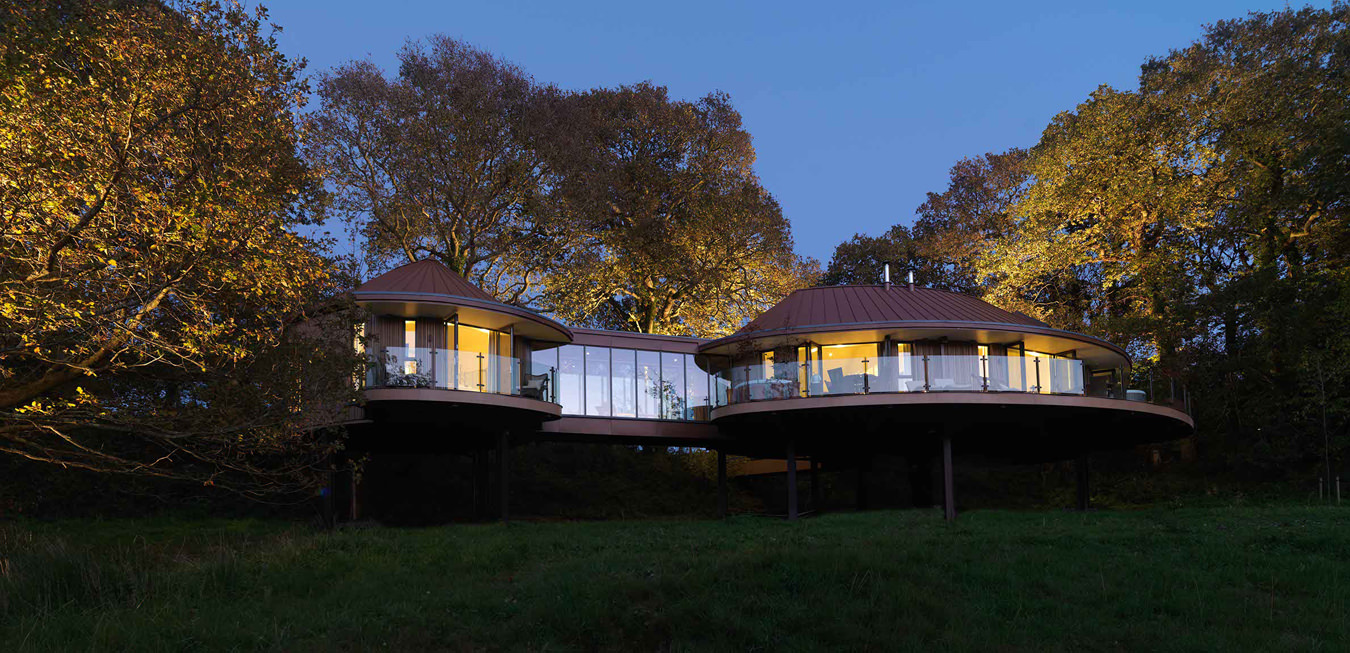 Chewton Glen S Treehouse Suites Nuvo