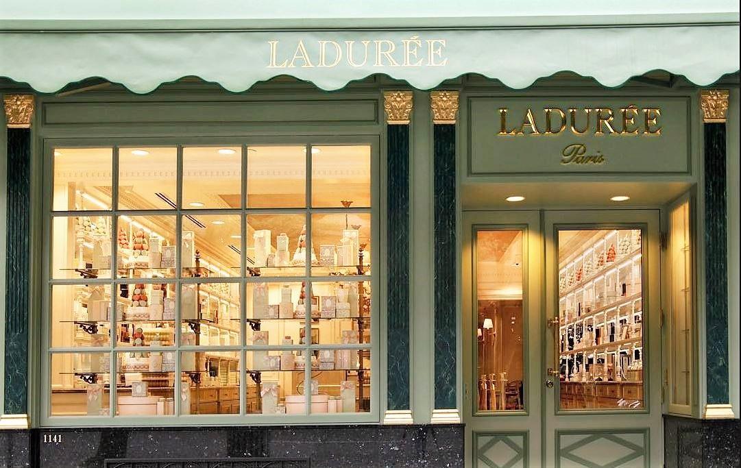Ladurée Comes to Vancouver