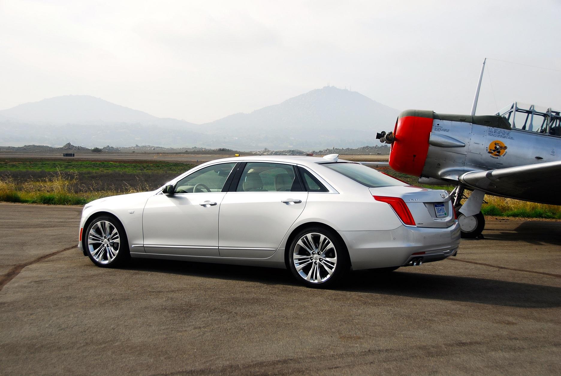 The 2017 Cadillac CT6