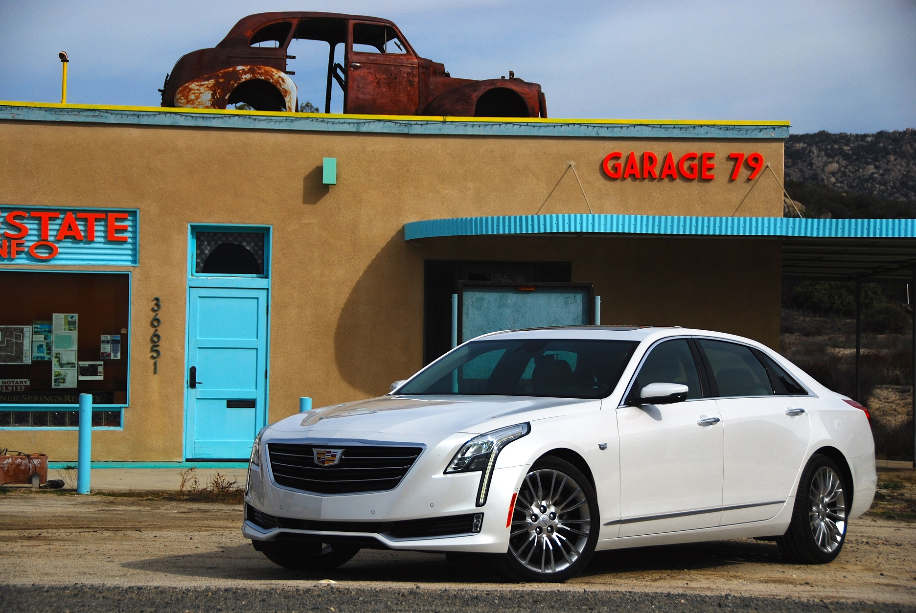 Cadillac C6T
