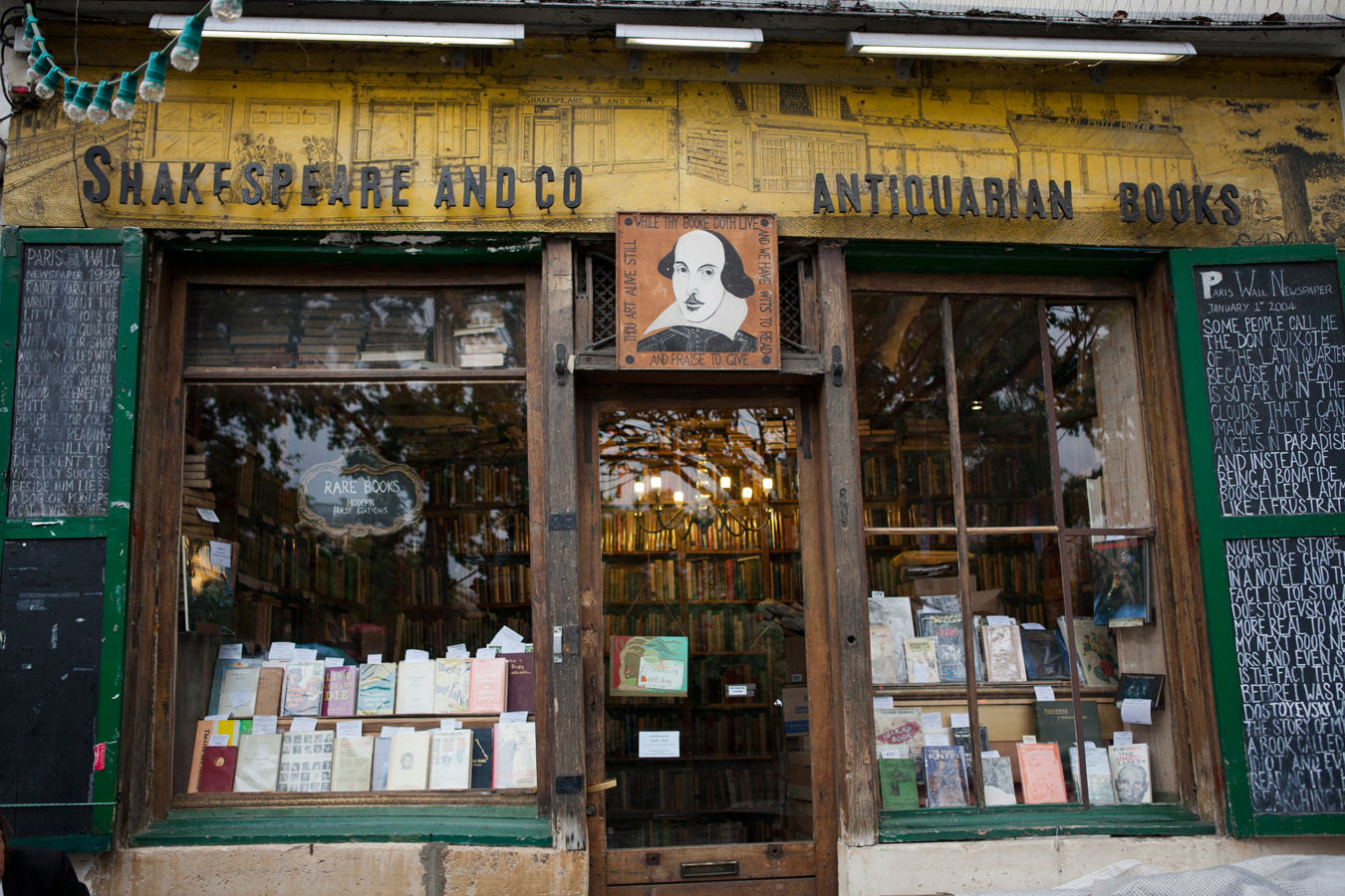 Shakespeare And Company Nuvo