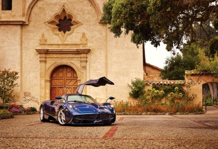 Spring 2016: Pagani Huayra, Ticket to Ride