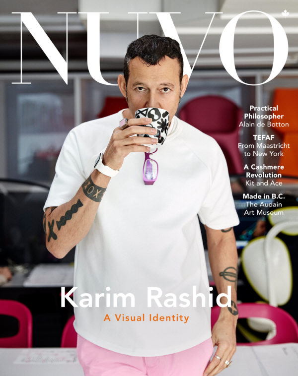 NUVO Summer 2016 Cover