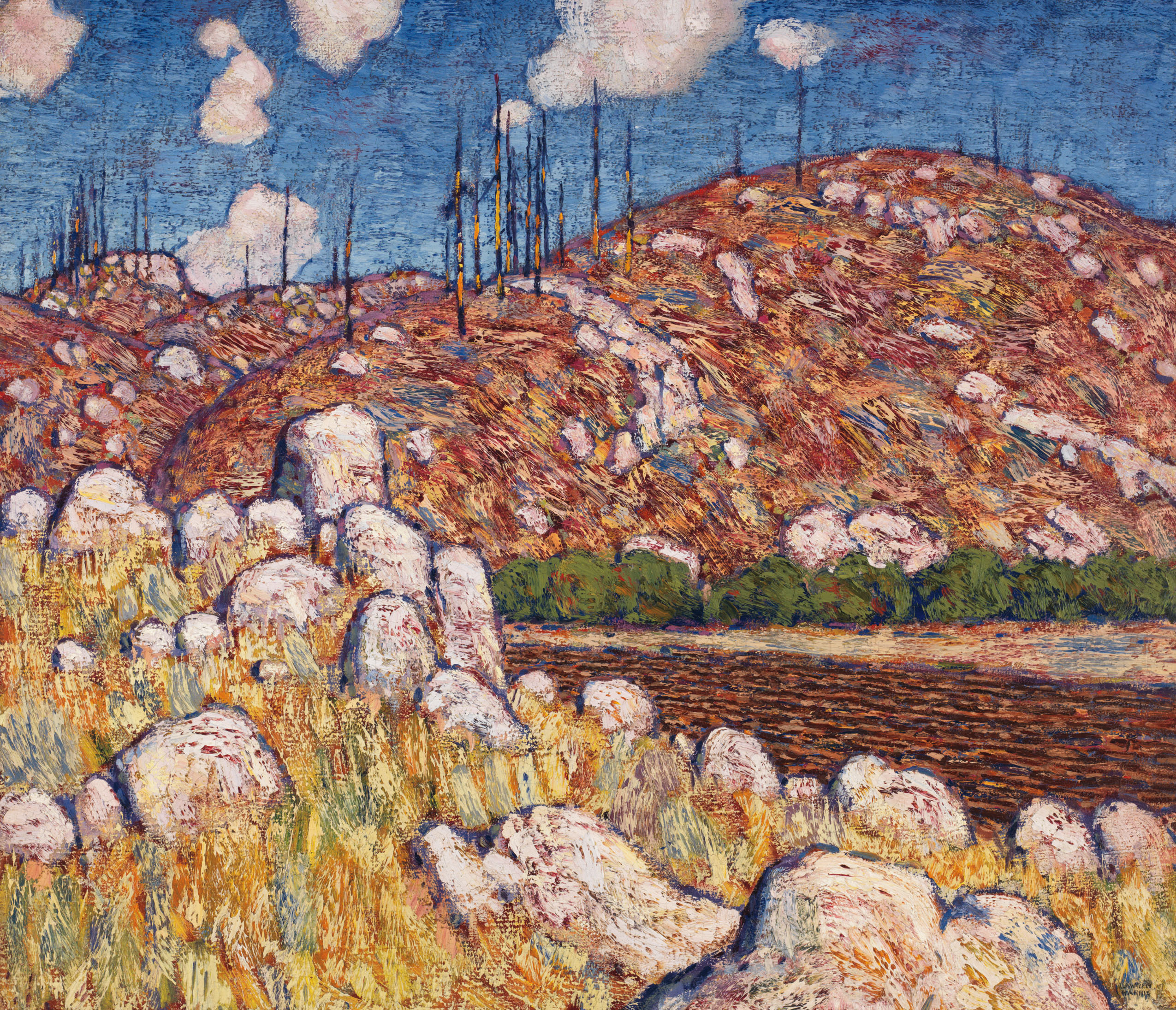 Daily Edit: Heffel Fine Art Auction House, spring 2016