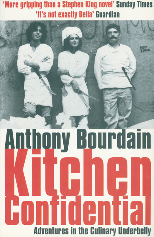Culinary novels for every taste nuvo for Kitchen confidential