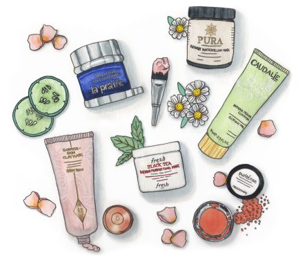 Daily Edit: 6 Face Masks