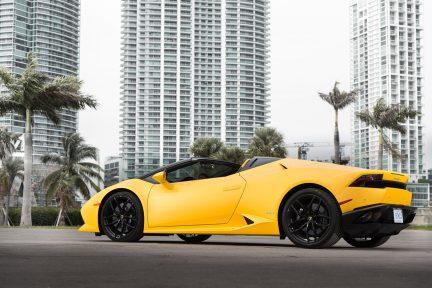 NUVO Summer 2016: Lamborghini Huracan Spyder, Ticket to Ride