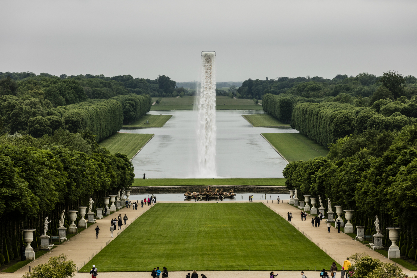 Daily Edit: Olafur Eliasson at Versailles