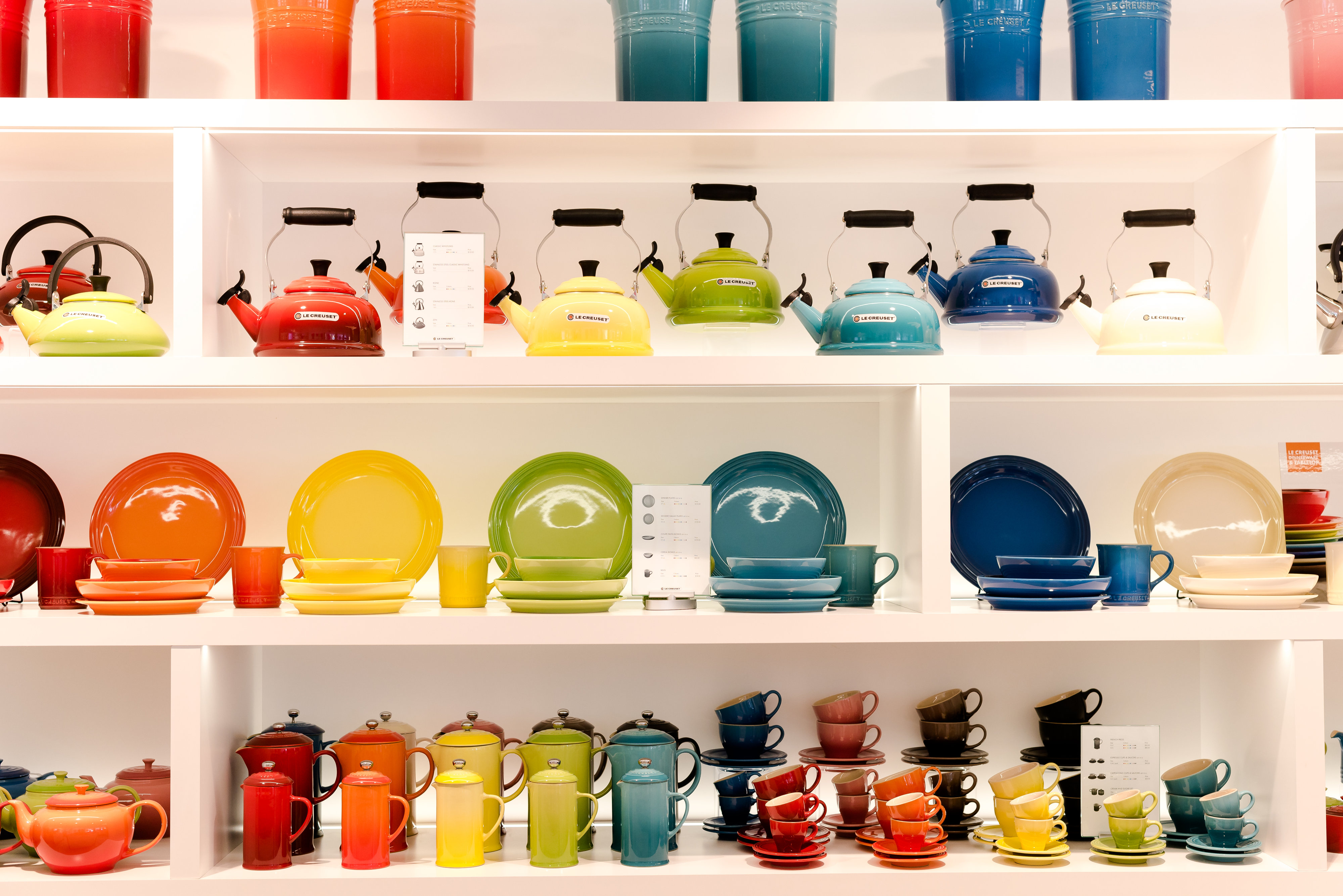 NUVO Summer 2016: Le Creuset, Of Note