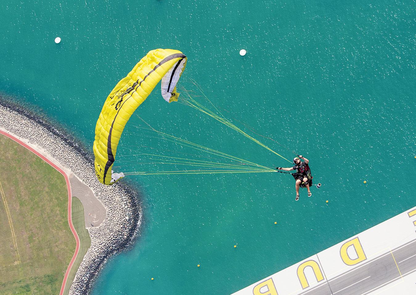 NUVO Summer 2016: Canada's Star Aerobatic Paraglider David Thibodeau, Inquiring Minds