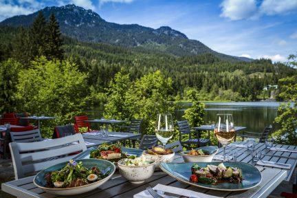 Daily Edit: Nita Lake Lodge