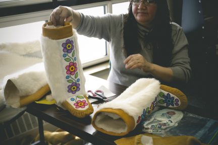 Daily Edit: Manitobah Mukluks Storyboot Project, Bata Shoe