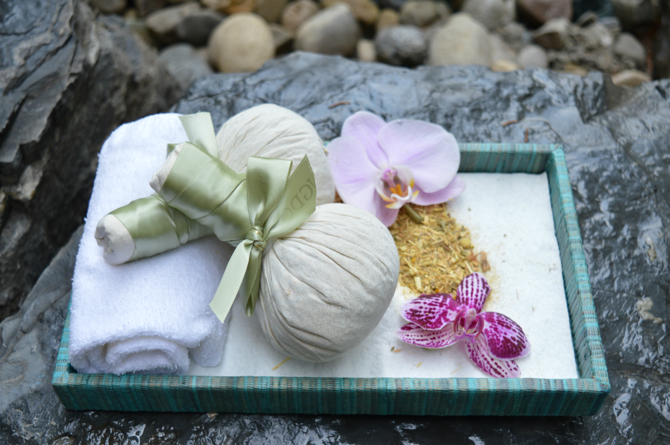 Daily Edit: Thai Stem Massage