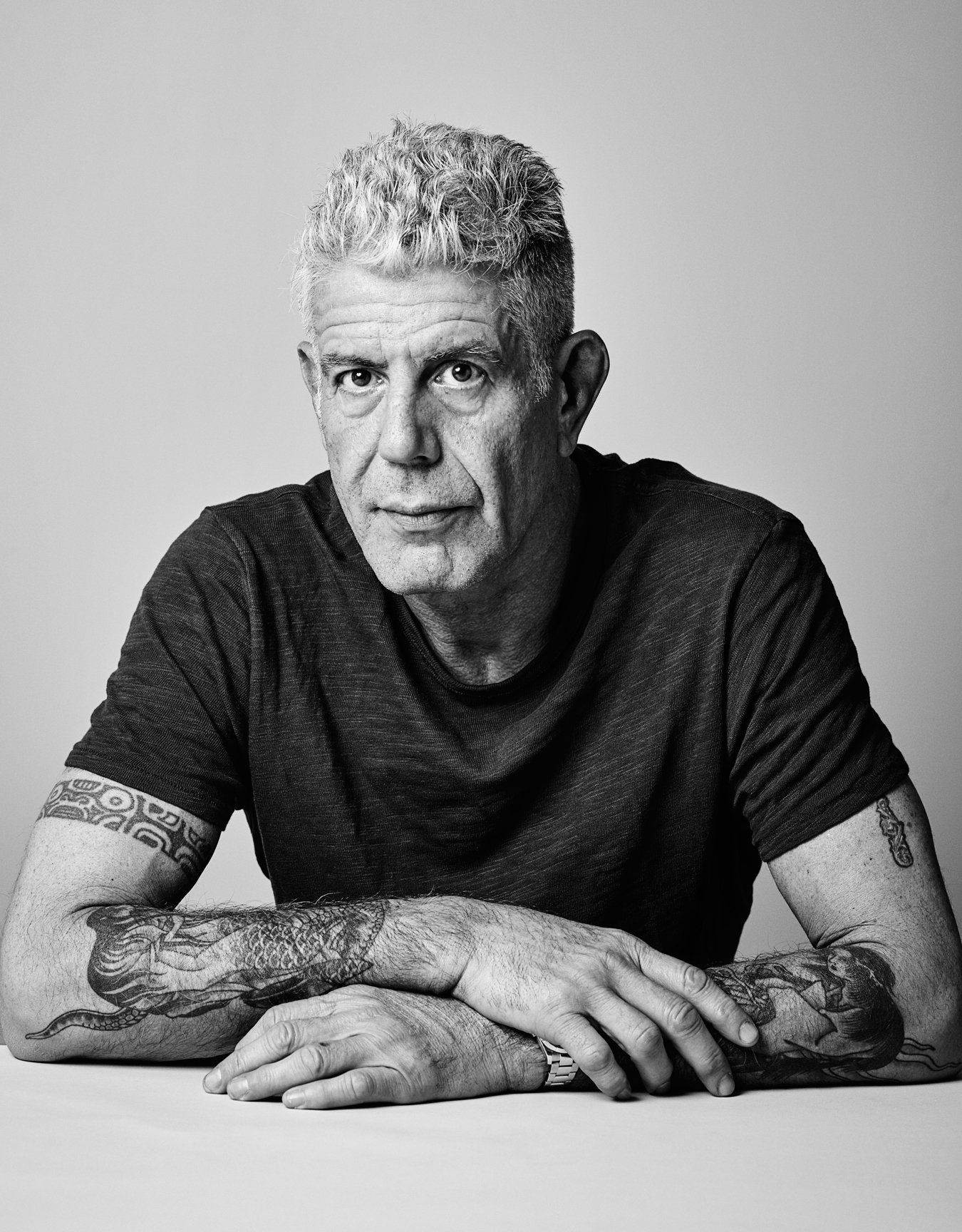NUVO Autumn 2016: Anthony Bourdain, Chronicle