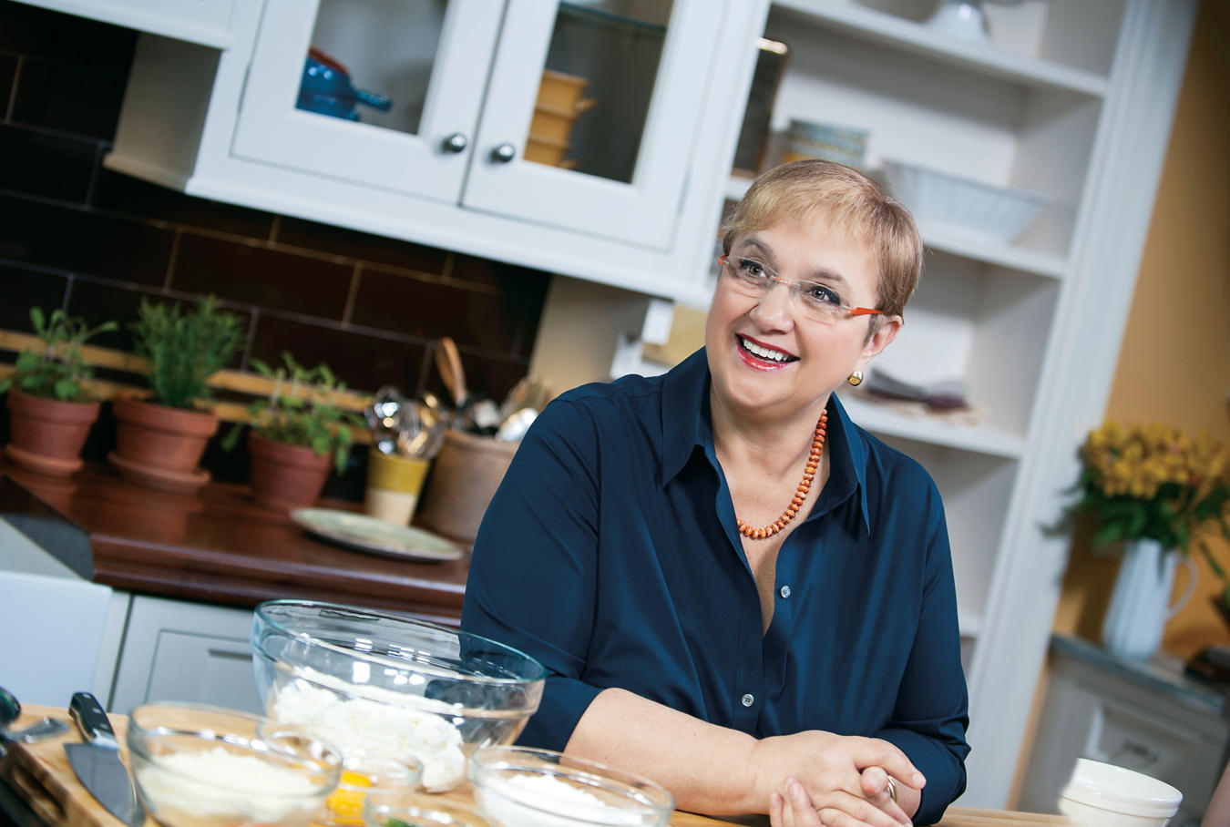 NUVO Autumn 2016: Lidia Bastianich, Inquiring Minds