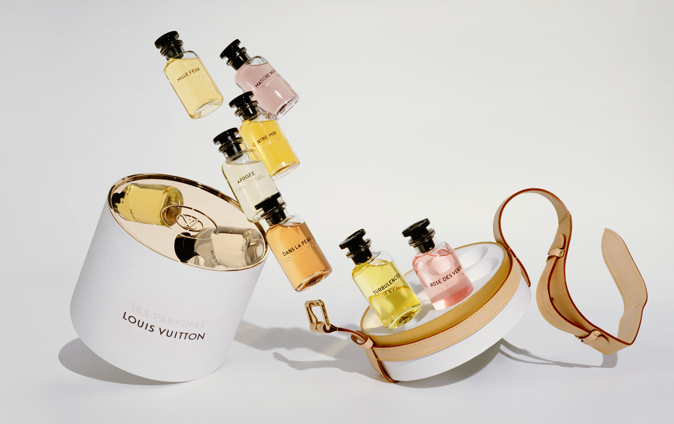 NUVO Autumn 2016: Louis Vuitton Perfume, Of Note