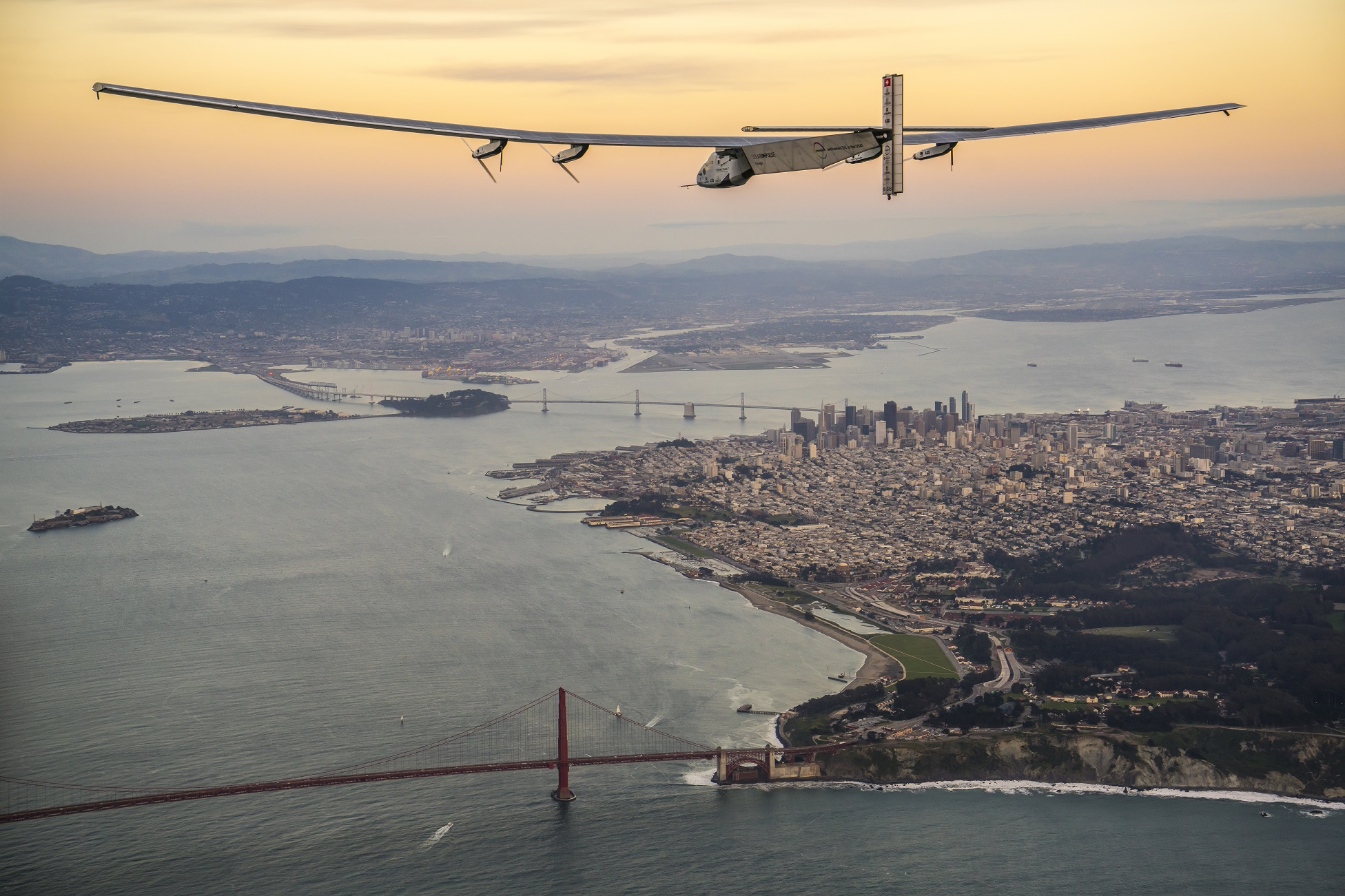 Daily Edit: Solar Impulse