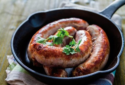 NUVO Autumn 2016 Sausages Cultural Links FYI