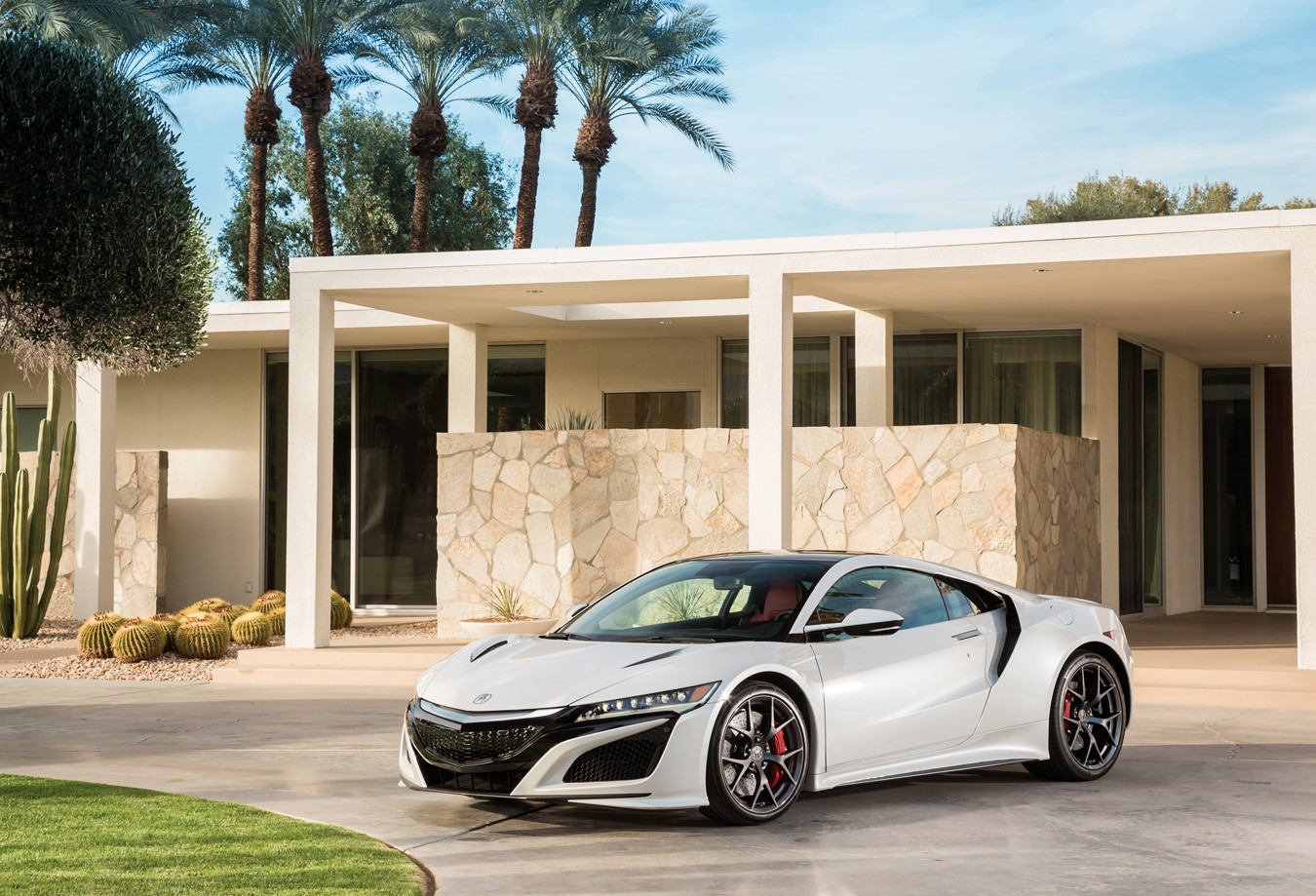 NUVO Autumn 2016, Acura NSX Supercar, Ticket To Ride