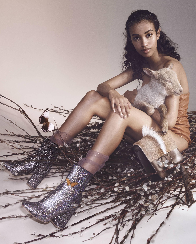 Aurora James Fashion Designer