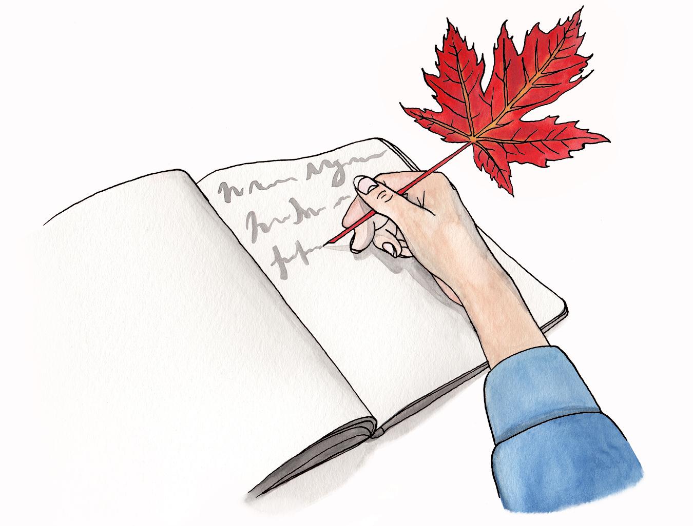 Daily Edit, Canada, Poets Laureate, Poetry