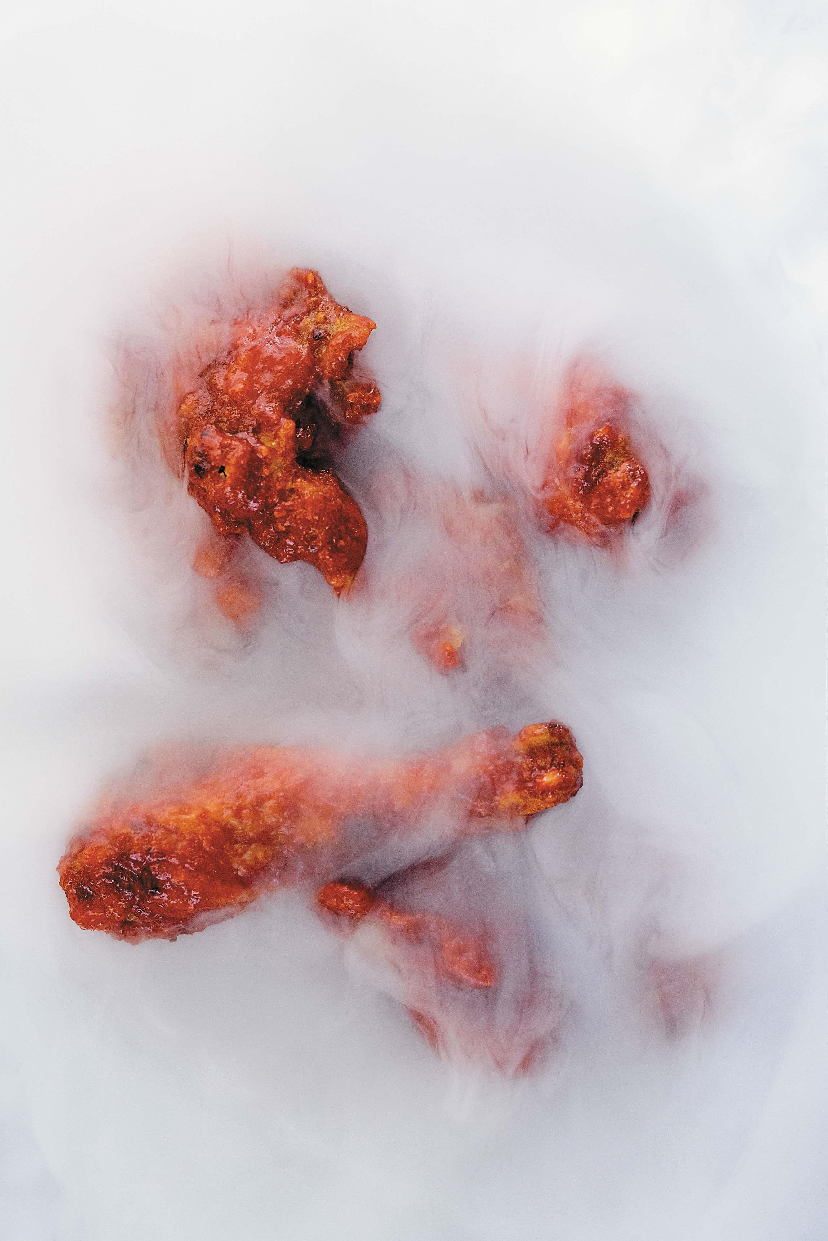 Daily Edit, Anthony Bourdain, Recipes, Korean Fried Chicken