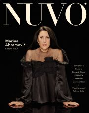 NUVO Winter 2016 cover