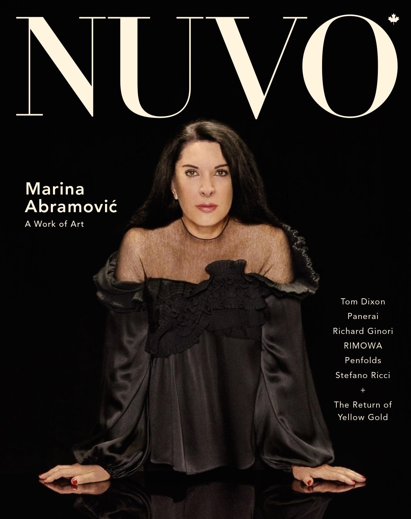 NUVO Winter 2016 cover